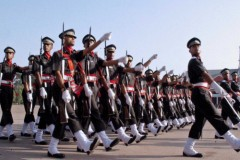 IMA (Indian Millitary Academy) Passing Out Parade at Dehradun on Saturday